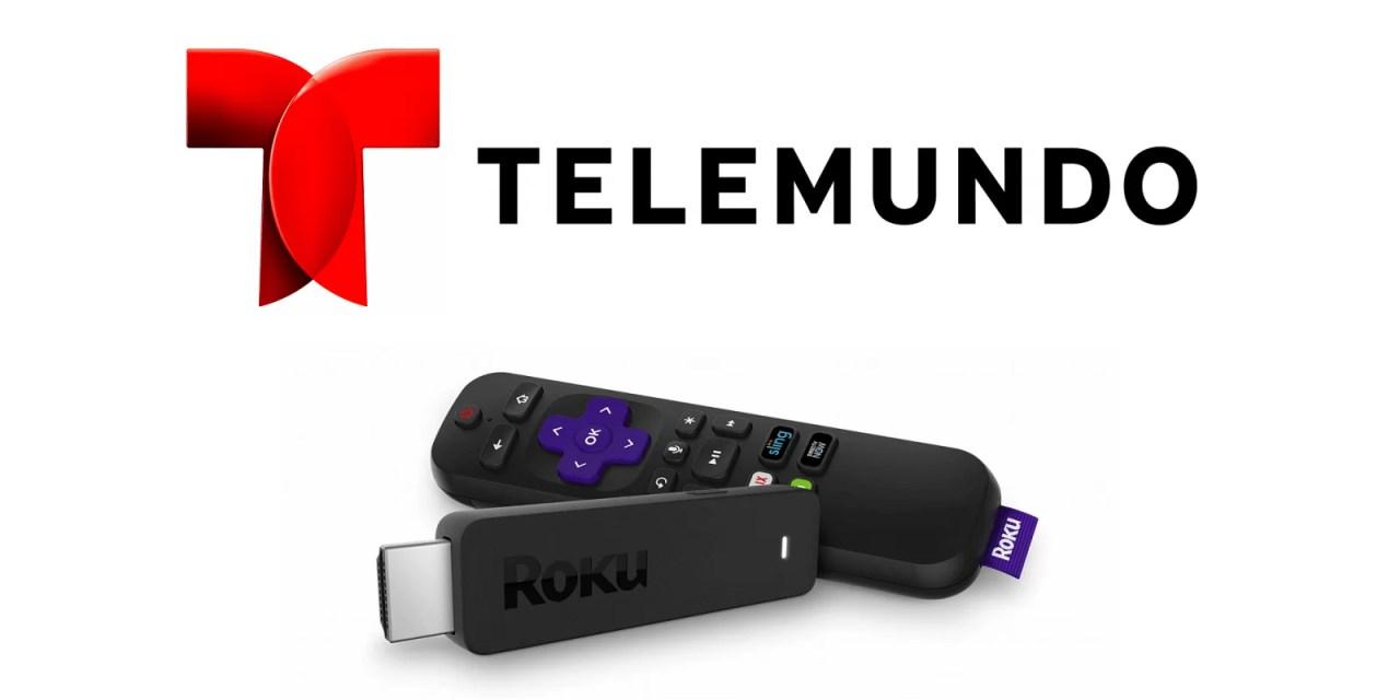 How to Add and Stream Telemundo on Roku