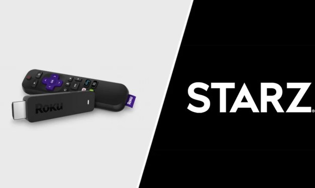 How to Watch STARZ on Roku [ADD & Activate]