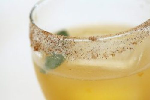 rokz Ginger Apricot cocktail recipe