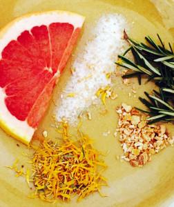 Rosemary Greyhound recipe with rokz lemon infused cocktail sugar
