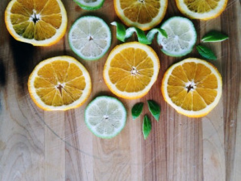 Simple cuts of citrus add flavor, aroma and visual appeal to cocktails.
