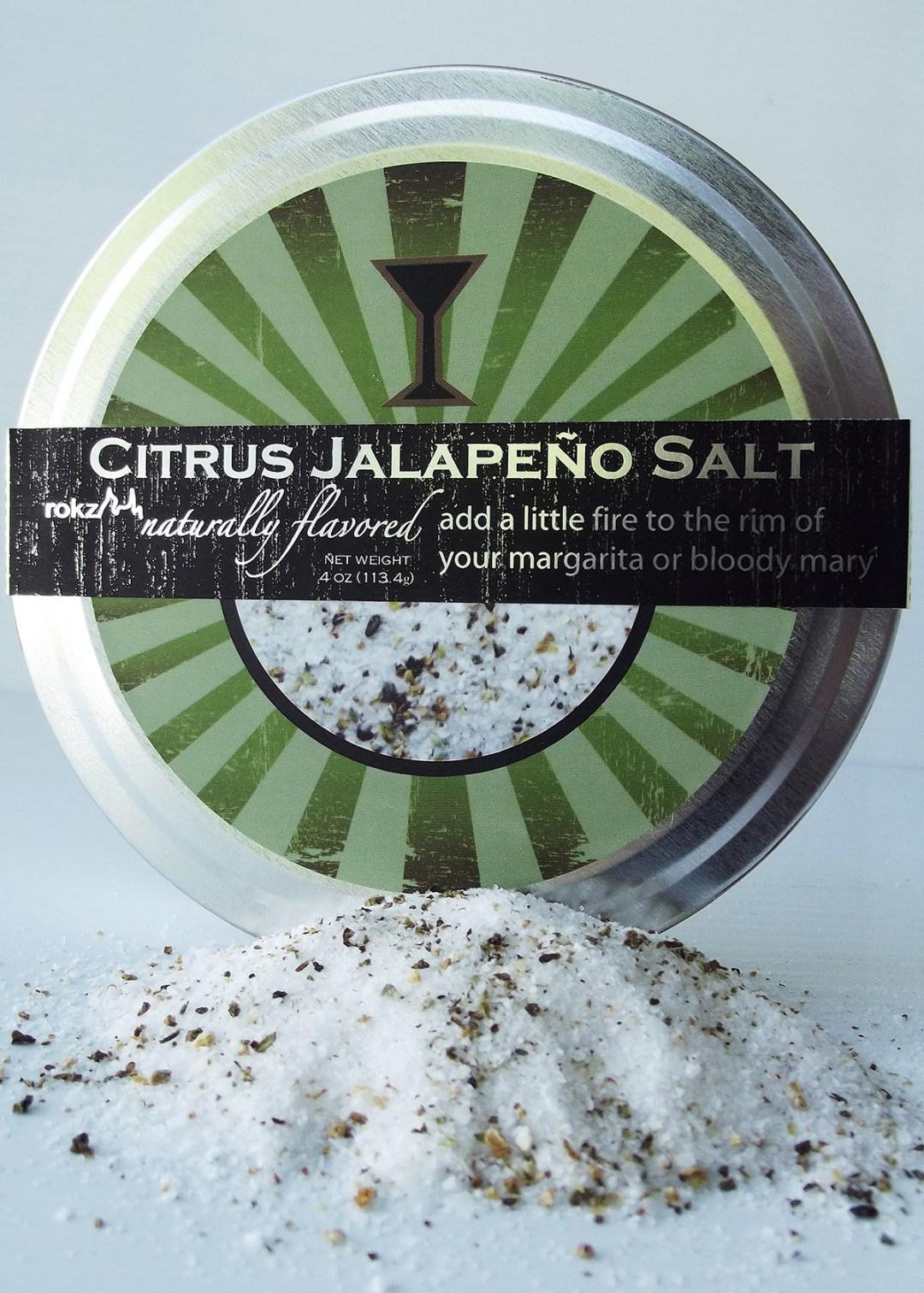 rokz citrus jalapeno salt