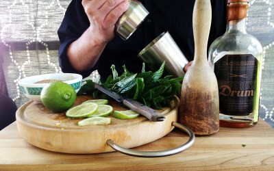 The Mystery of the Muddled Mojito