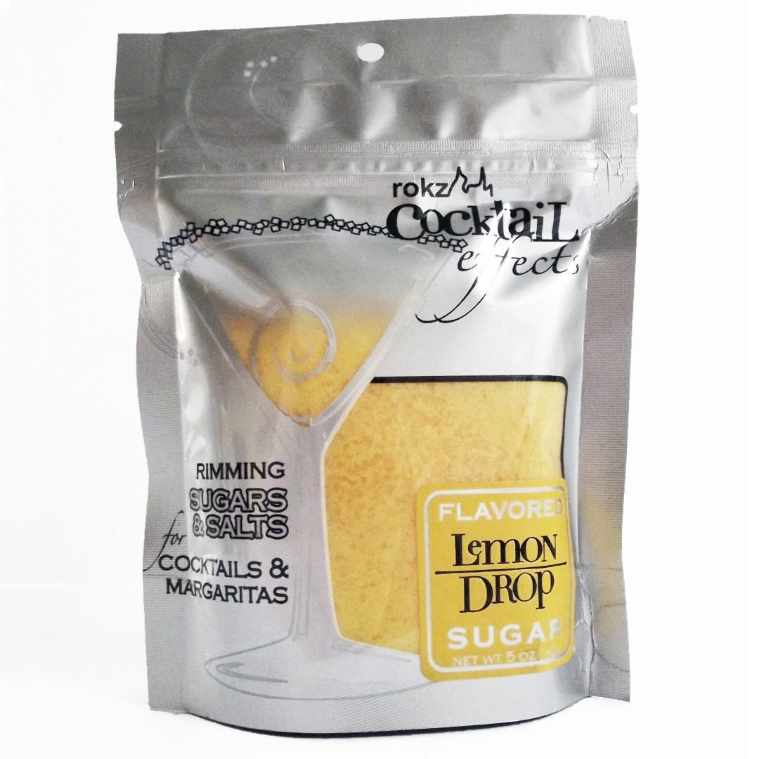 rokz Lemon Drop Cocktail Sugar