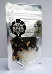 rokz citrus blue infusion flavor pack