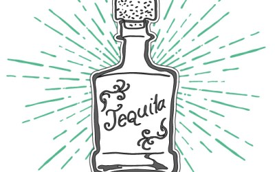 Tequila and Bats have a long standing relationship.