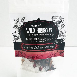 rokz hibiscus infusion flavor pack