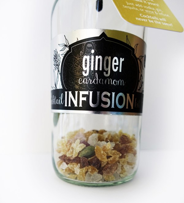 rokz ginger cardamom infusion