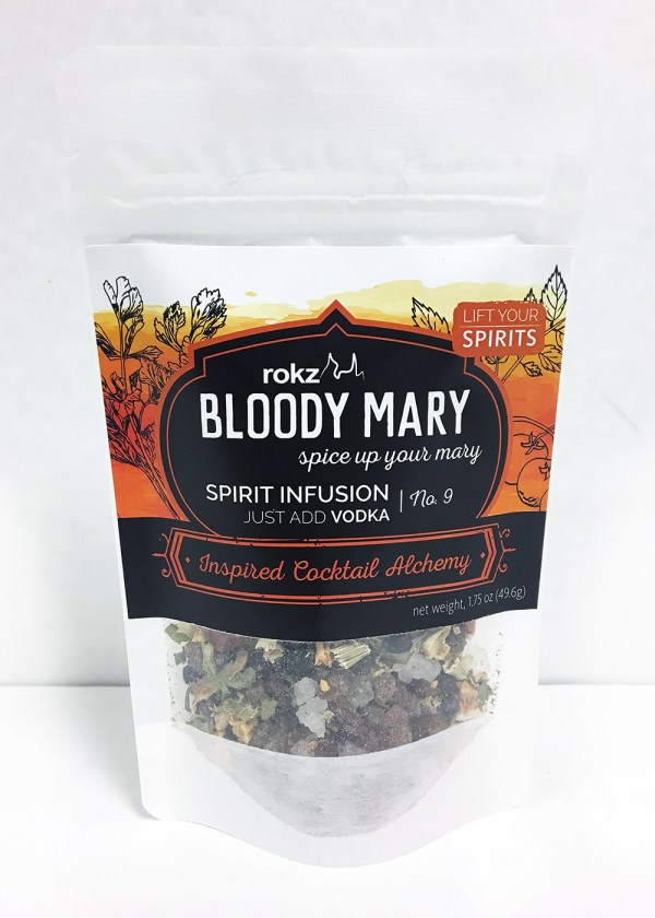 rokz bloody mary infusion flavor pack