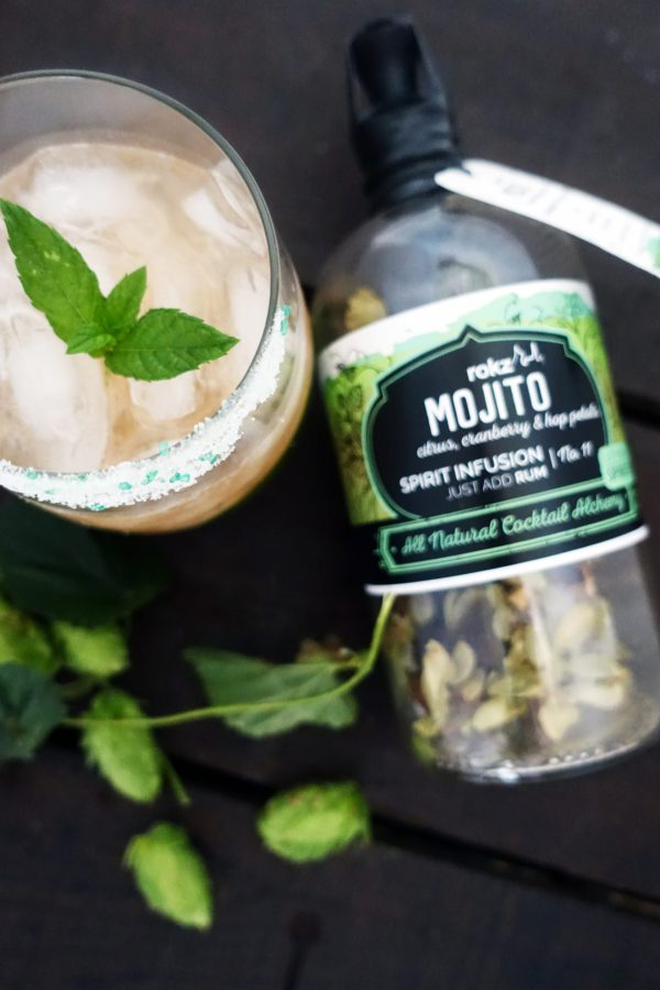 rokz Mojito Spirit Infusion Bottle