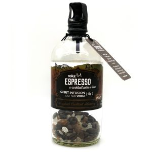 rokz Espresso Spirit Infusion Bottle