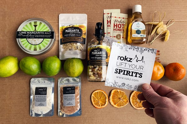 rokz Lift Your Spirits Margarita Box