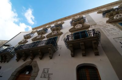 Artistic buildings