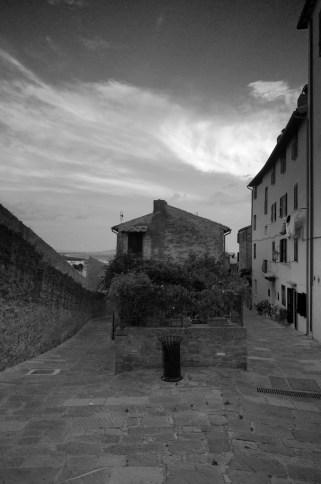 Castiglione old town