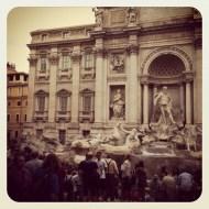 Trevi's Fountain