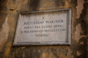 Richard Wagner died at the casino
