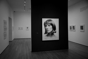 Woman picture at moma
