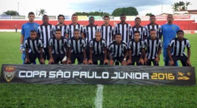 Botafogo vence o Novorizontino nos pênaltis e se classifica na Copinha