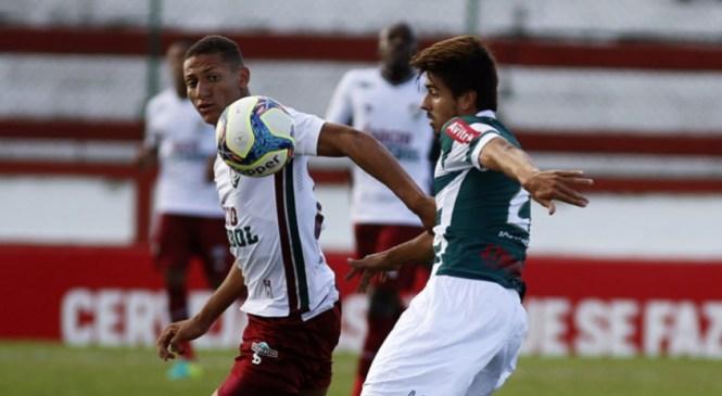 Carioca: Fluminense só empata com o Madureira pela Taça Rio