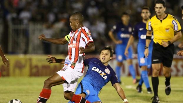Botafogo-SP e Corinthians empatam em Ribeirão Preto