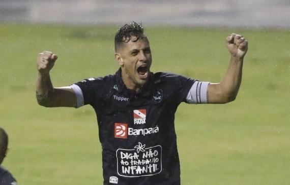Eduardo Ramos brilha Remo vence o  Botafogo-PB e volta ao G4