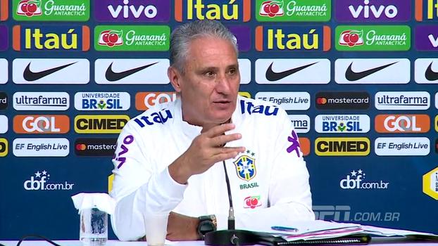 Tite convoca Seleção Brasileira para dois amistosos em Novembro