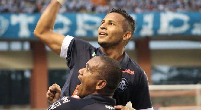 Com gol de Elielton no último minuto, Remo derruba o Paysandu no Mangueirão
