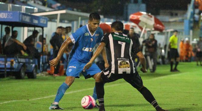 Paysandu vence o São Raimundo na Curuzu e garante 100% no Parazão