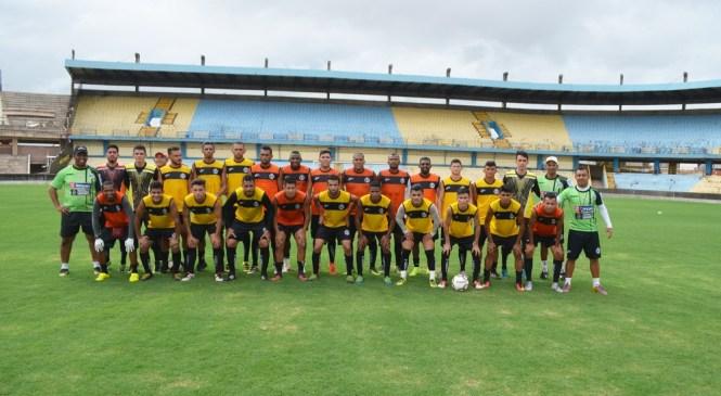 São Raimundo faz jogo treino contra Combinado Santareno nesta quarta no Colosso