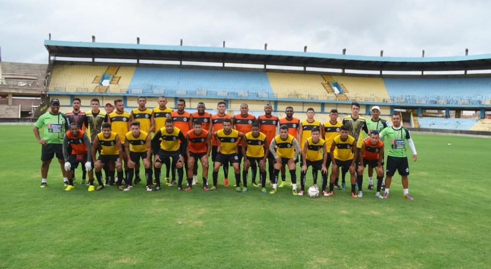 18908ae5c7 São Raimundo faz jogo treino contra Combinado Santareno nesta quarta no  Colosso