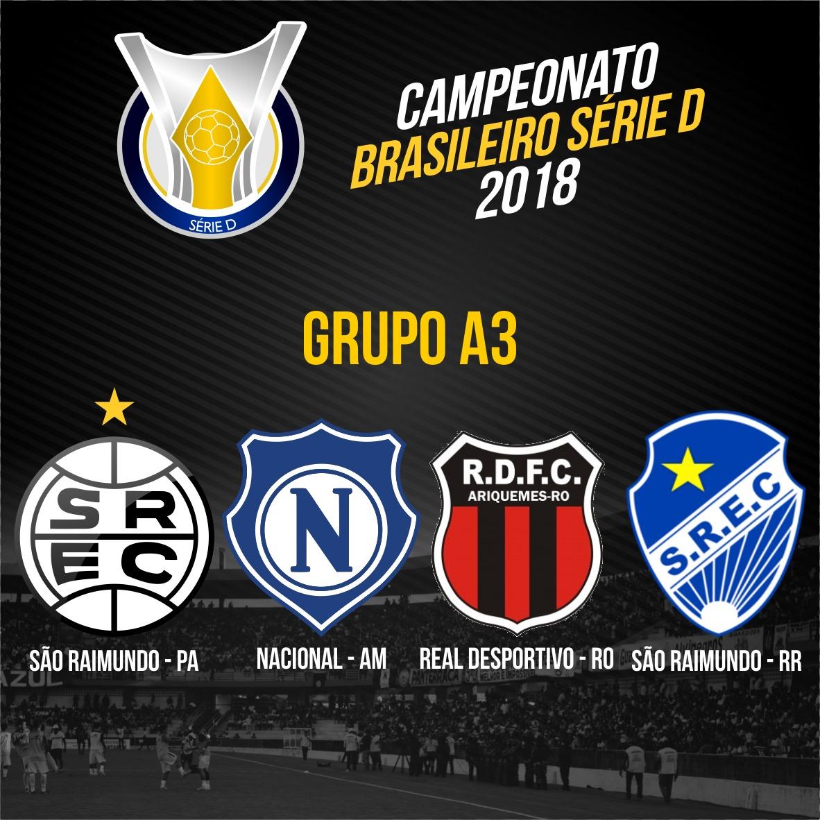 Jogos do São Raimundo no Campeonato Brasileiro Série D