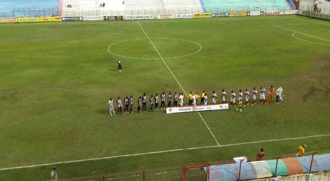 São Raimundo consegue grande vitória em Cametá e assume a liderança do Grupo A2