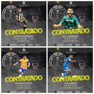 08b8f48672 São Raimundo anuncia as primeiras contratações para 2019 – Rolando a ...