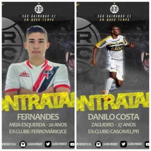 7d4ee73315 São Raimundo anuncia as duas últimas contratações de fora – Rolando ...