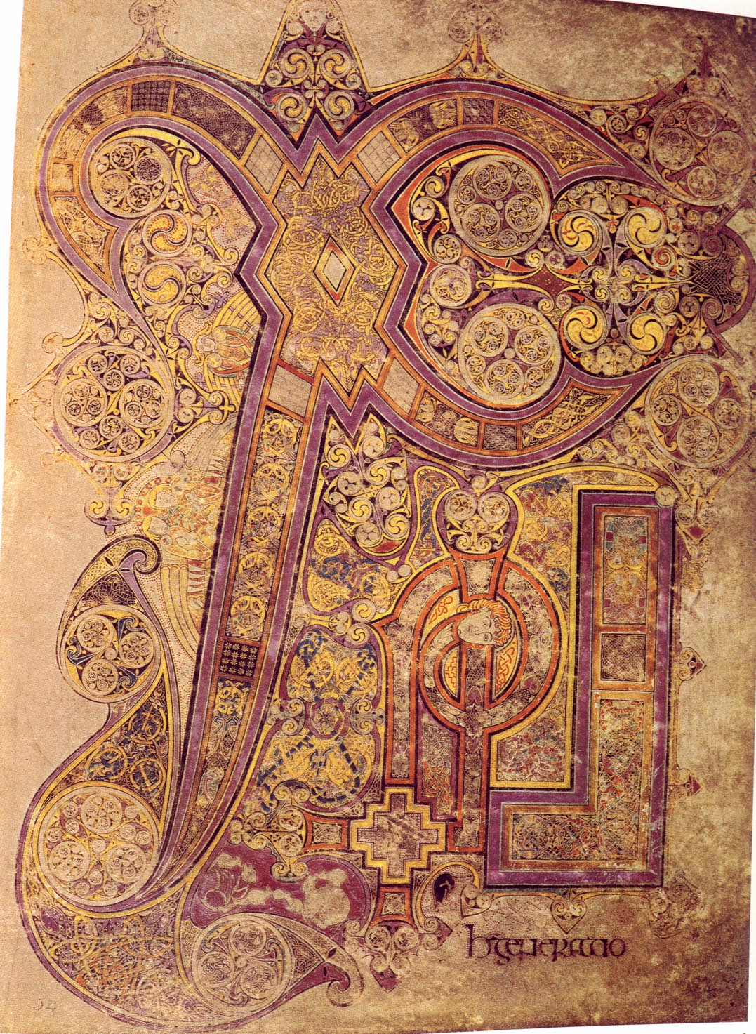 the book of kells how in the hell did they do that