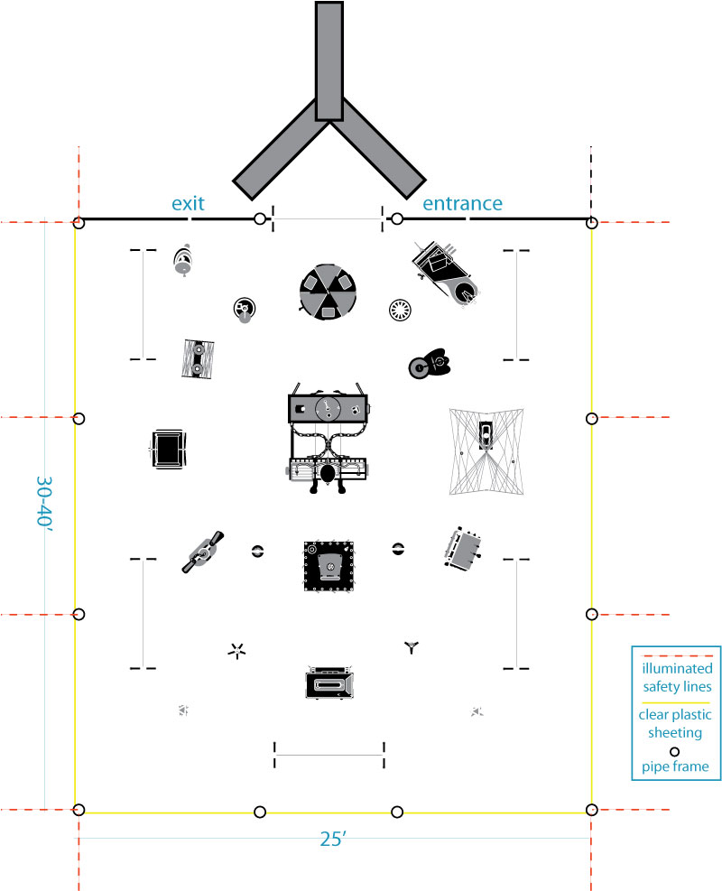Floor Plan, ROOM, Roland Smart