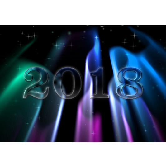 Nieuwjaarskaart 2018