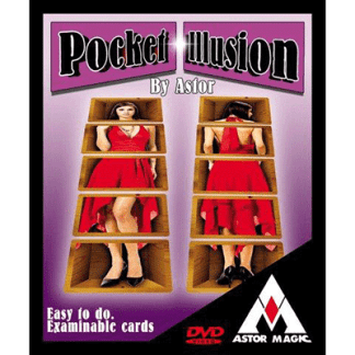 Astor Magic Pocket Illusion