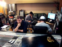 Mixing with Jim Abbiss