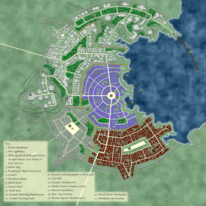Khelekeska City Map