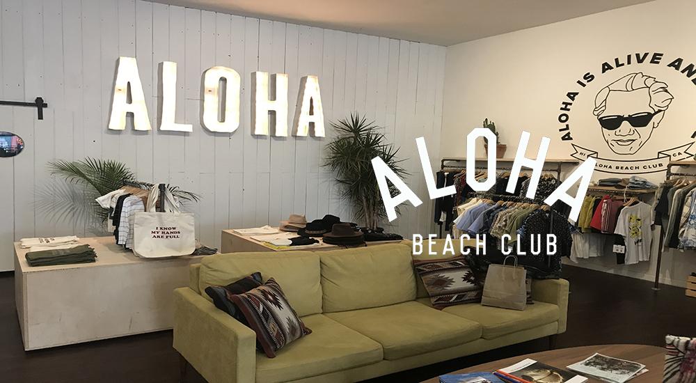 ROLF DESIGNERS ALOHA BEACH CLUB 大阪 北堀江 リゾートファッション セレクトショップ 画像