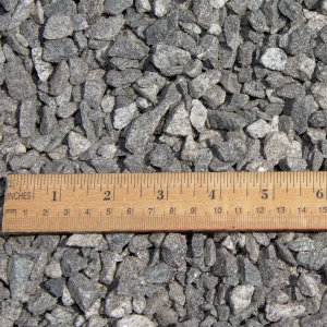 """3/8"""" crushed stone"""