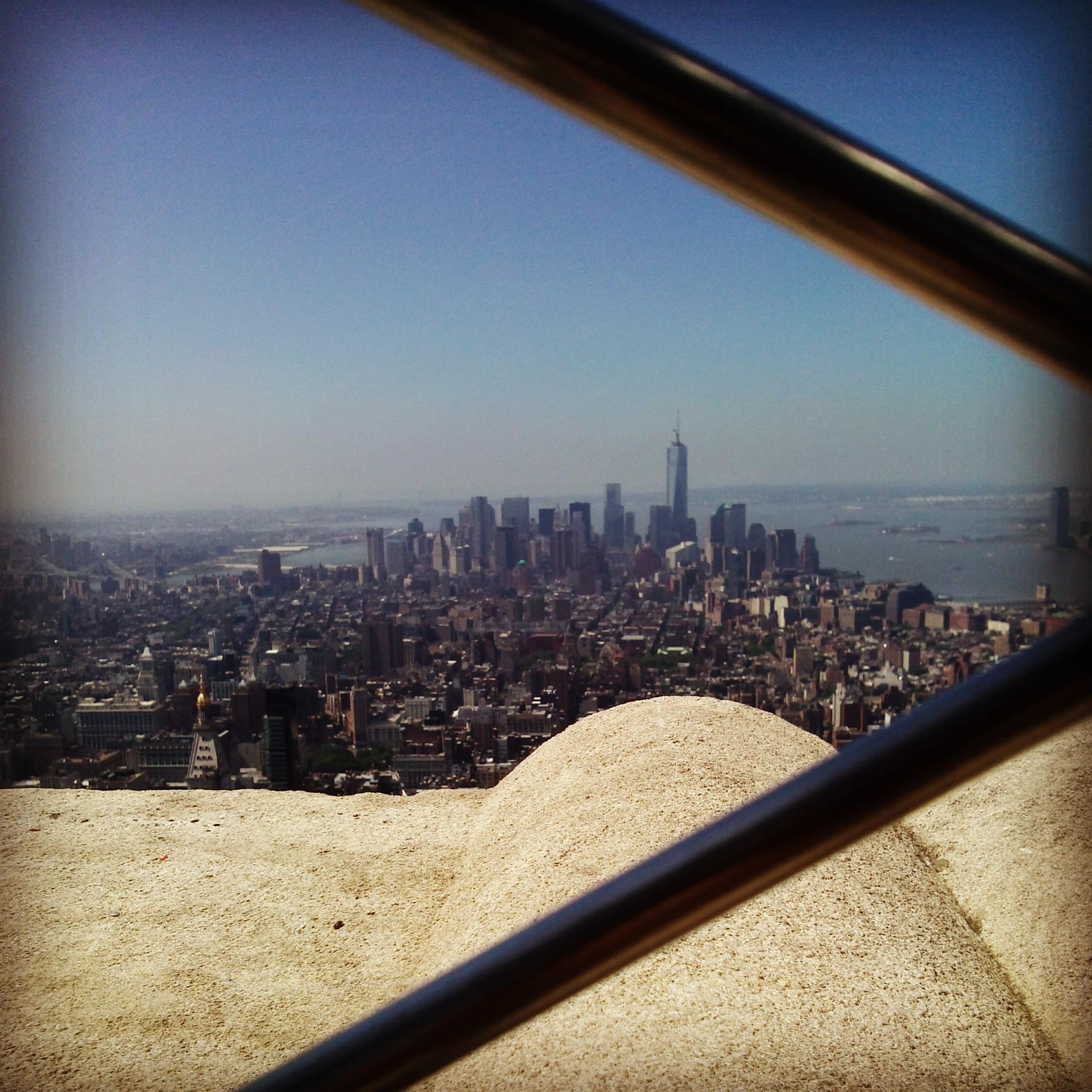 Dag 5 Empire State Building Manhattan Island Cruise