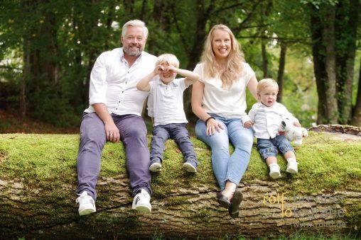 Outdoor Familien Fotoshooting im Allgäu