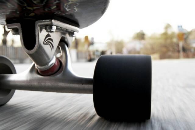 Уход за скейтбордом