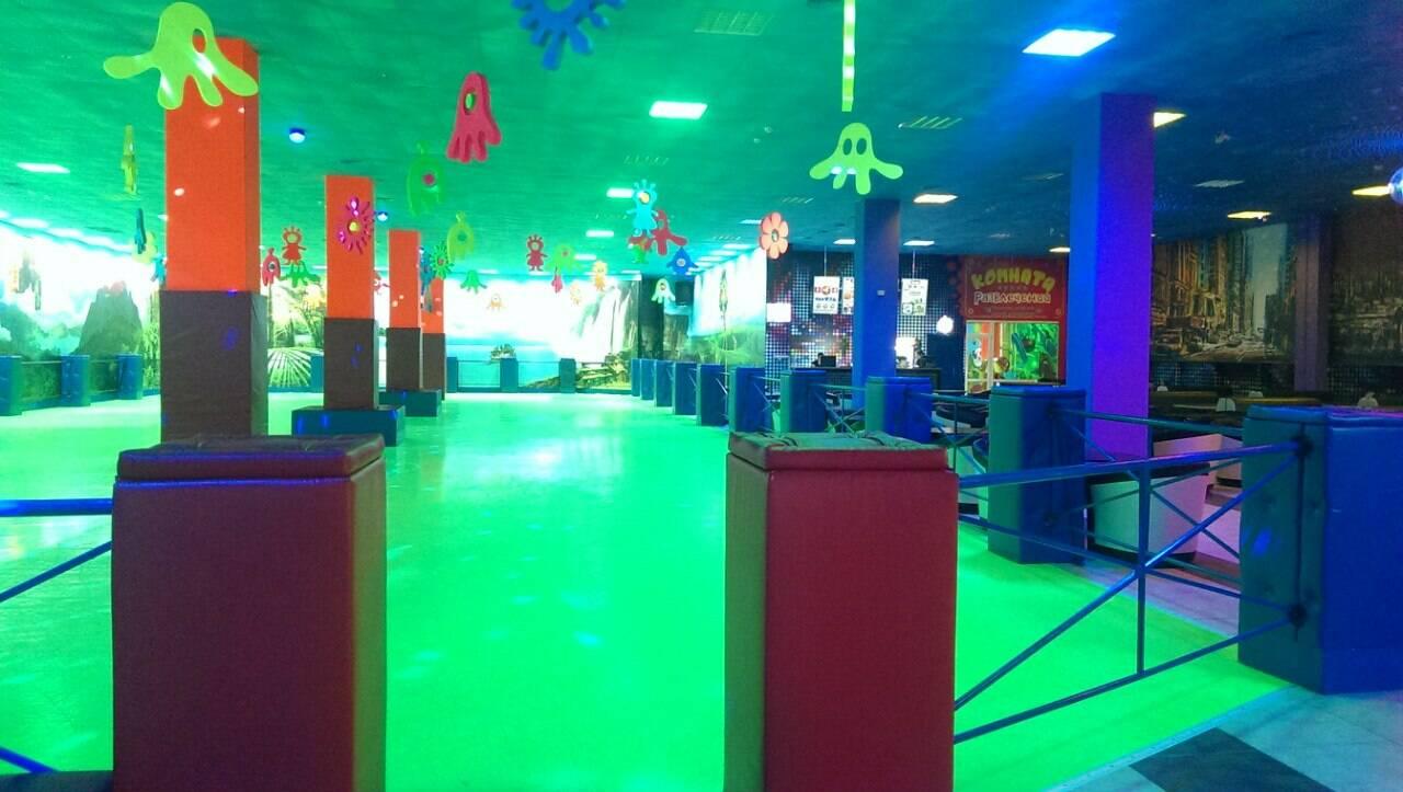Roller center