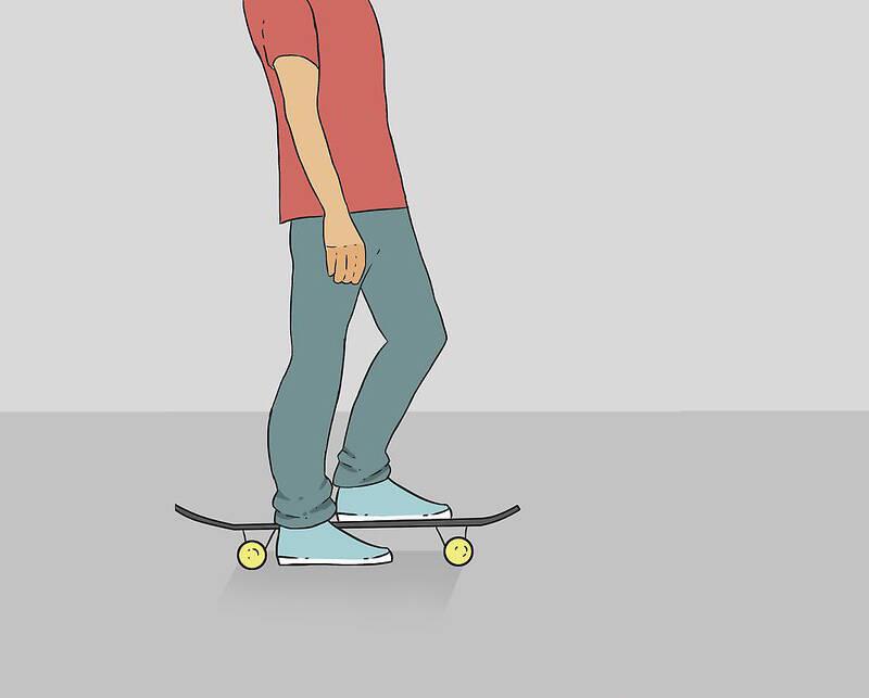 Как научиться кататься на скейте детям и взрослым