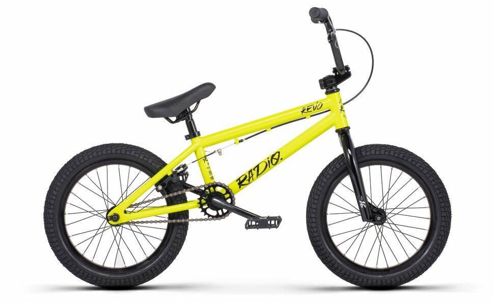 Обзор bmx велосипедов Radio 2019
