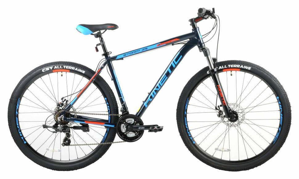Модели велосипедов Kinetic 2019