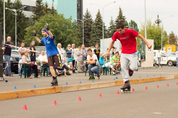 В Одессе завершился Odessa Roller Fest 2012
